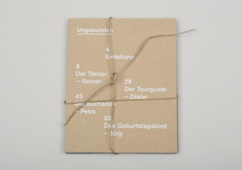 Buch »Ungebunden«