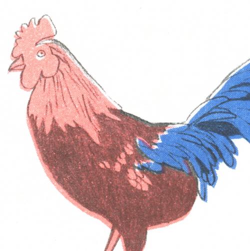 Tier-Illustrationen