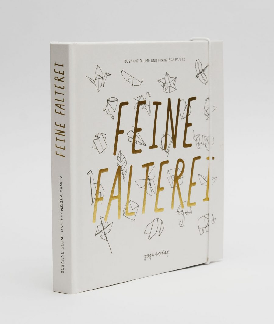 Feine Falterei Cover seitlich