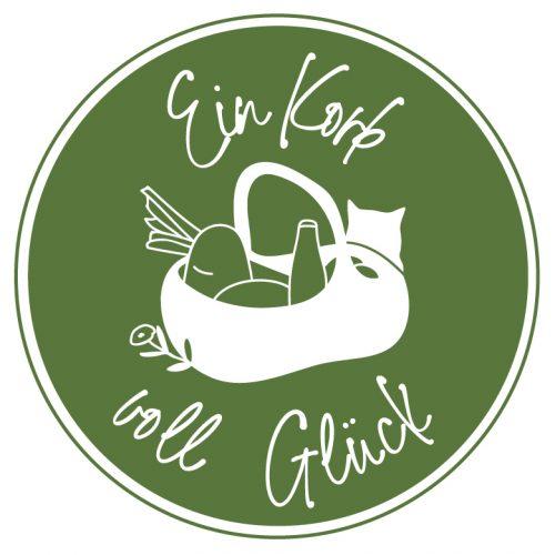 Logo und CD für »Ein Korb voll Glück« (2020)